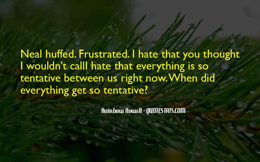 Huffed Quotes #432090