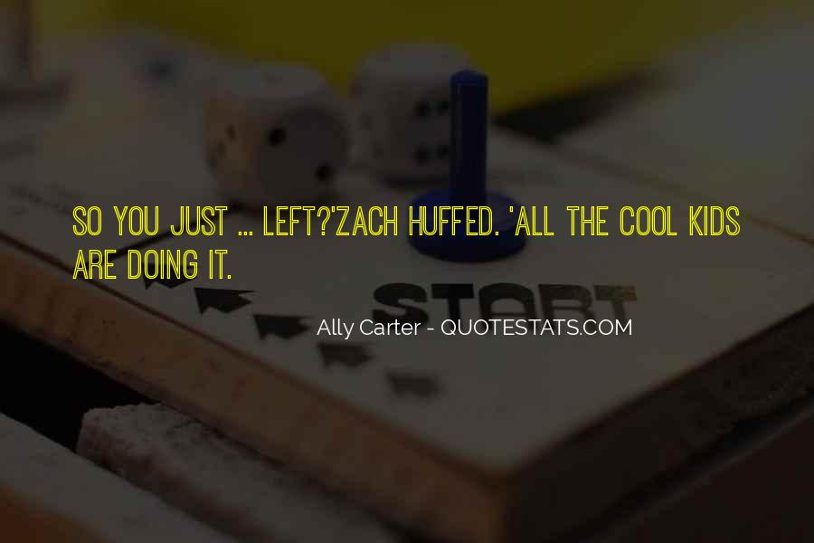 Huffed Quotes #514584