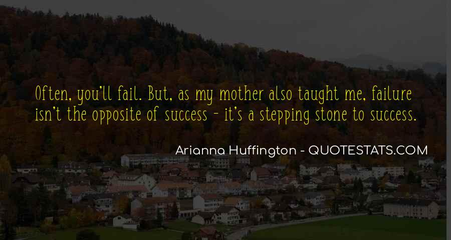 Huffington's Quotes #1107968