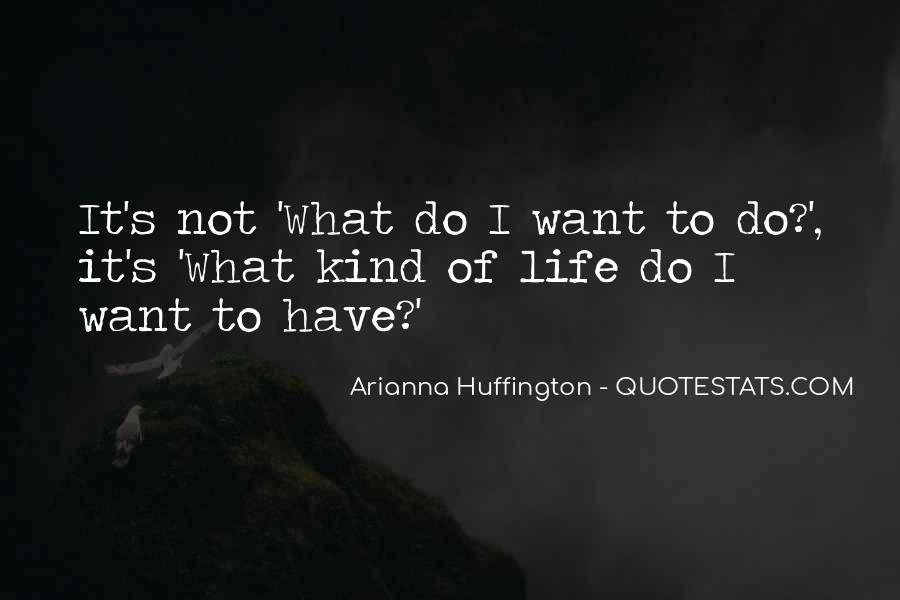 Huffington's Quotes #1245725