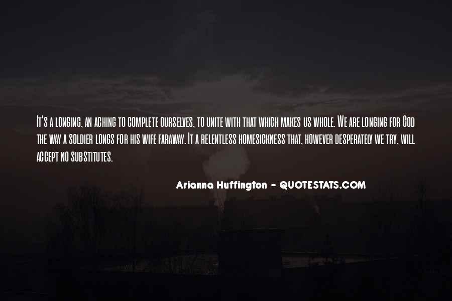 Huffington's Quotes #1354685