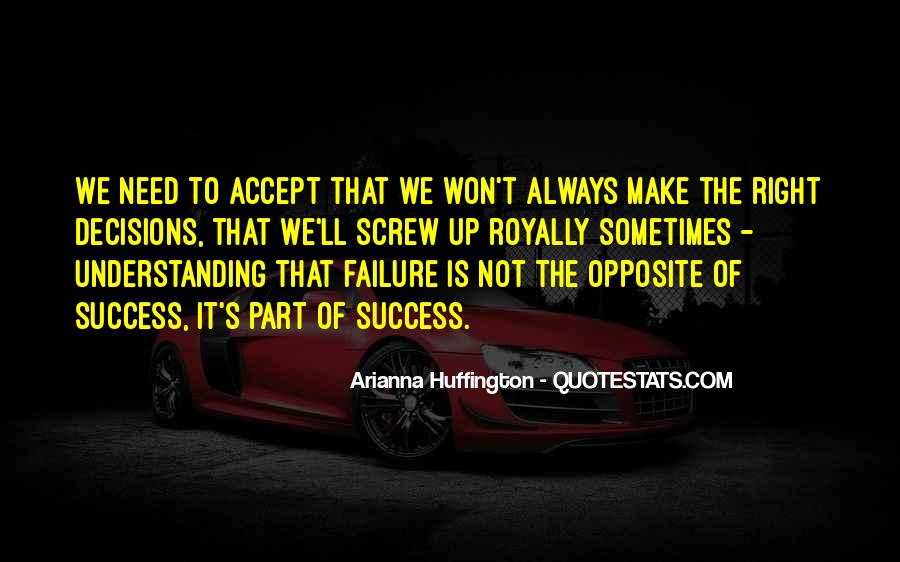 Huffington's Quotes #1412820