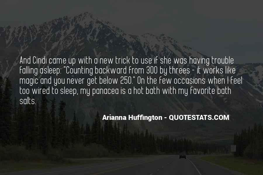 Huffington's Quotes #153235