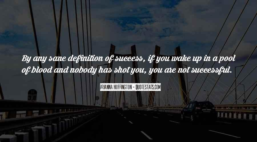Huffington's Quotes #294029