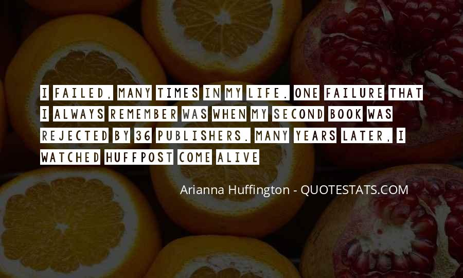 Huffington's Quotes #304949