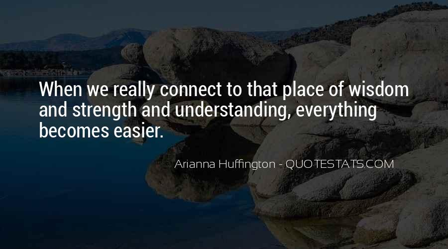 Huffington's Quotes #33869
