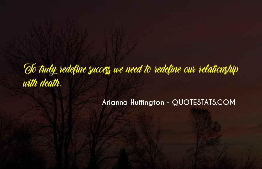Huffington's Quotes #357208