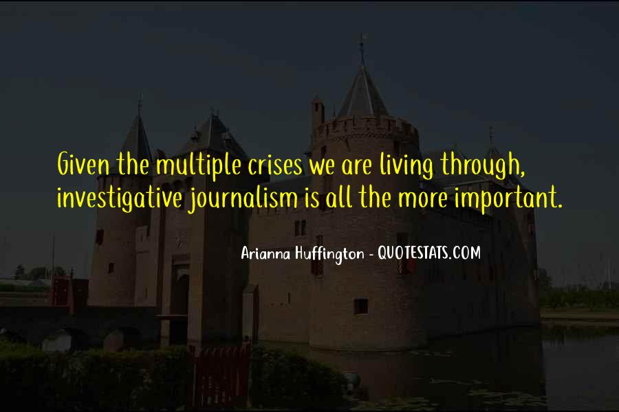 Huffington's Quotes #394220