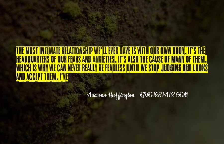 Huffington's Quotes #417390