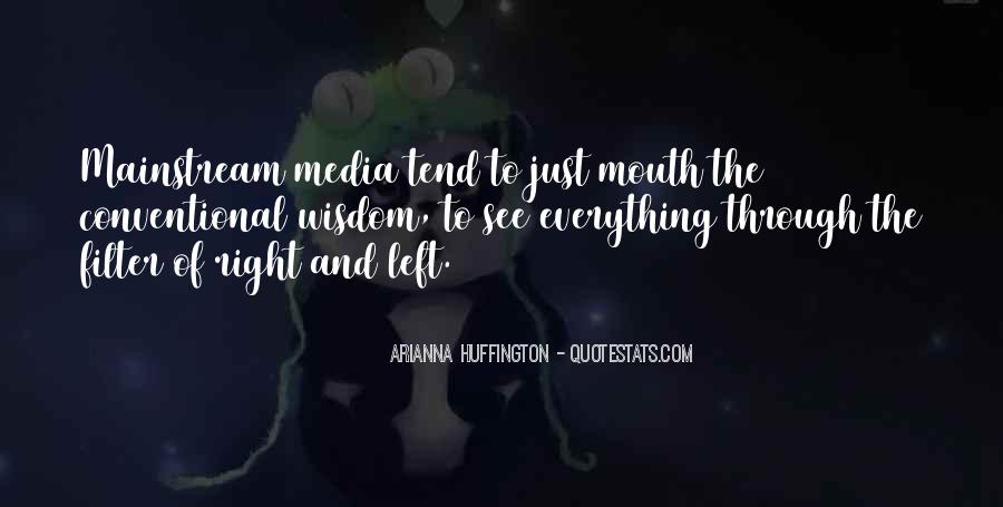 Huffington's Quotes #465235