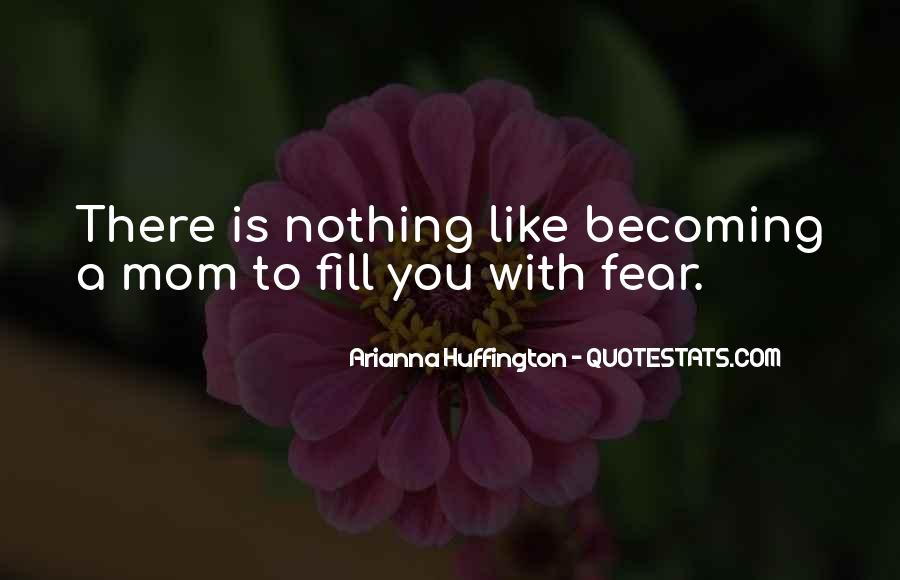 Huffington's Quotes #487945