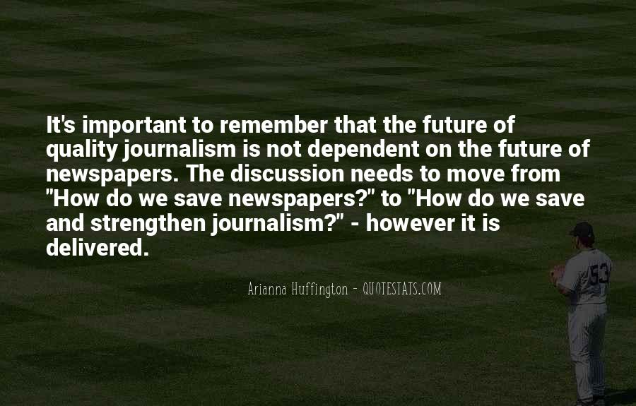 Huffington's Quotes #513769