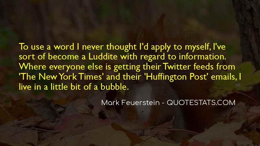 Huffington's Quotes #57374