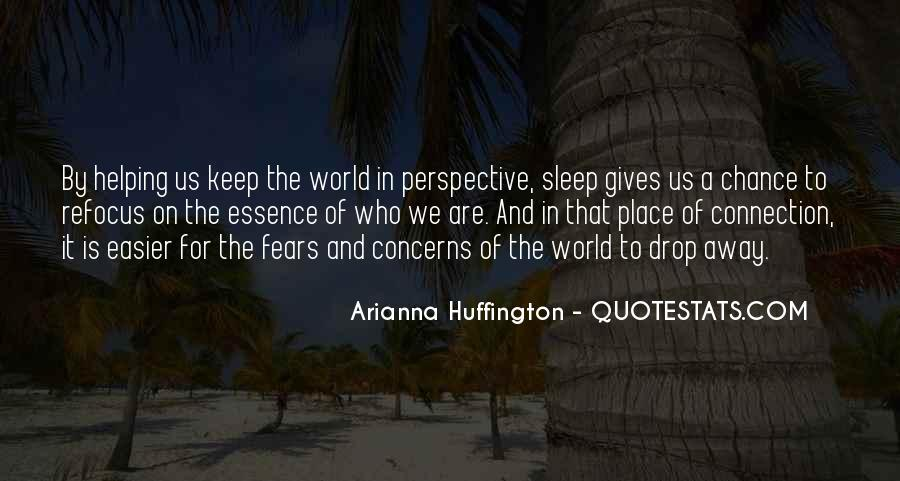 Huffington's Quotes #577353