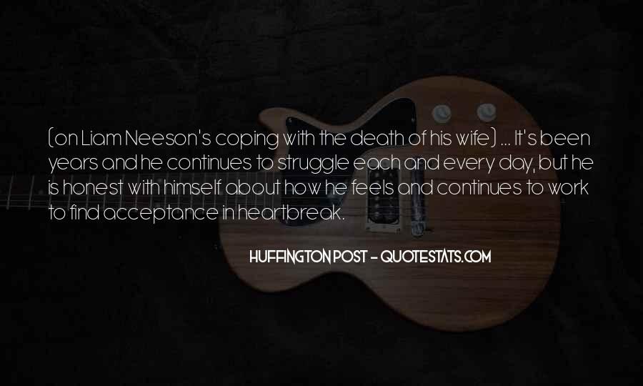 Huffington's Quotes #617933