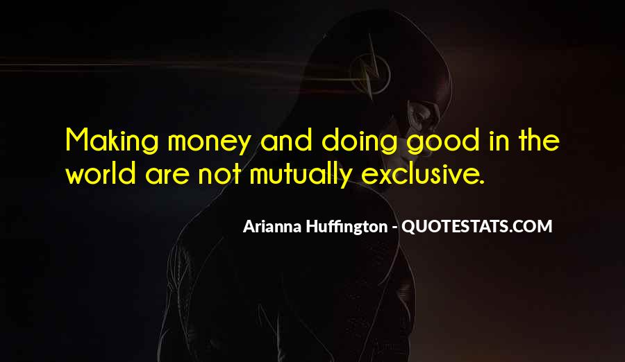 Huffington's Quotes #92538