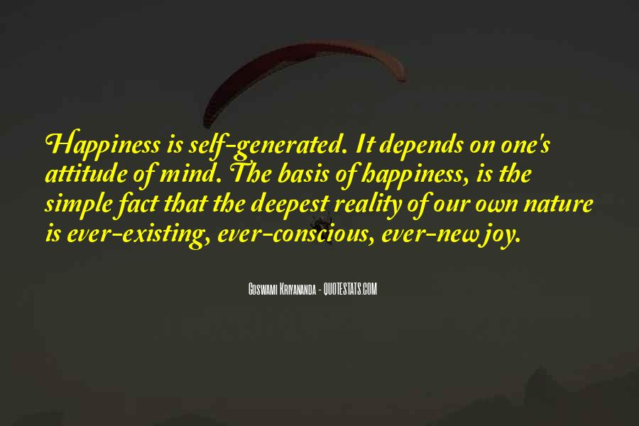 Quotes About One's Own Self #167306