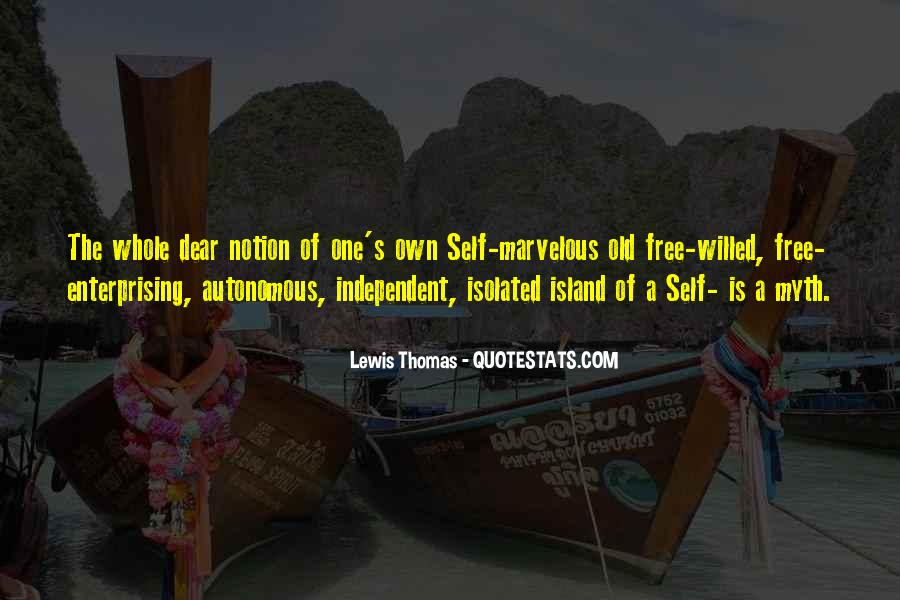 Quotes About One's Own Self #278402