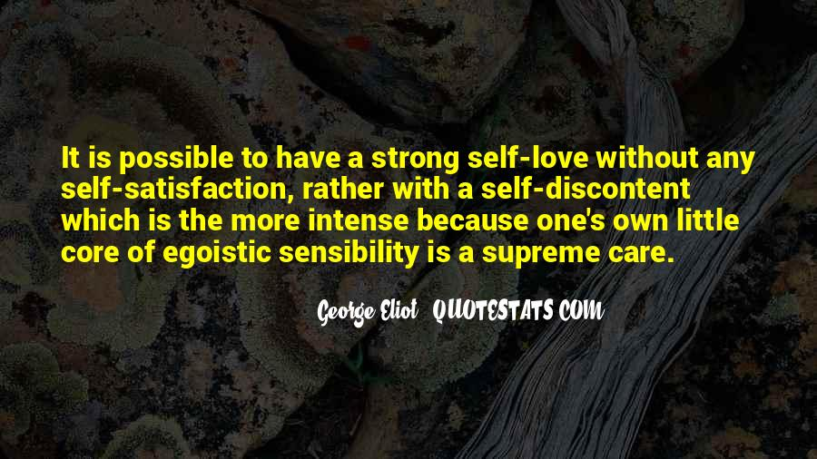 Quotes About One's Own Self #358254