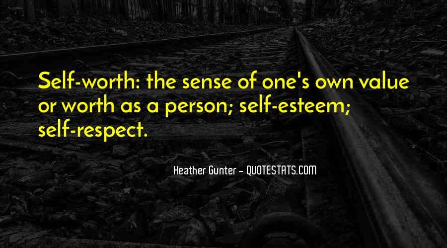 Quotes About One's Own Self #359622