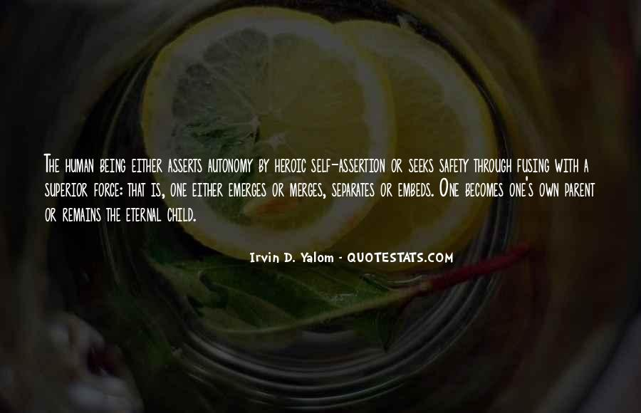 Quotes About One's Own Self #399161
