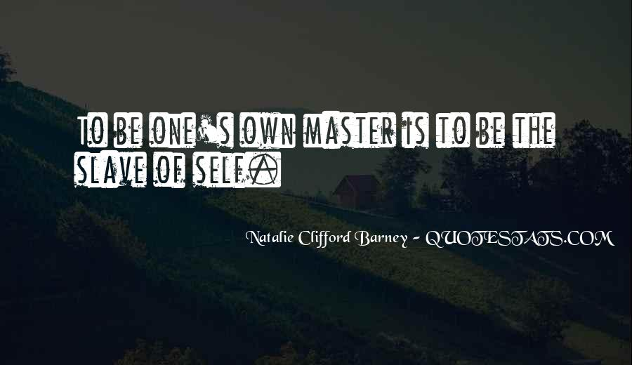 Quotes About One's Own Self #449883