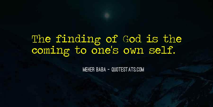 Quotes About One's Own Self #511130