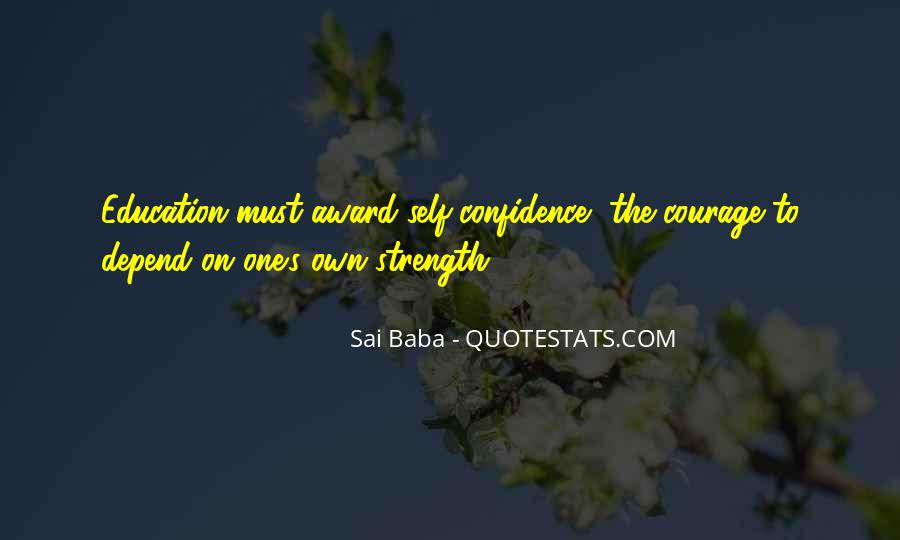 Quotes About One's Own Self #819482