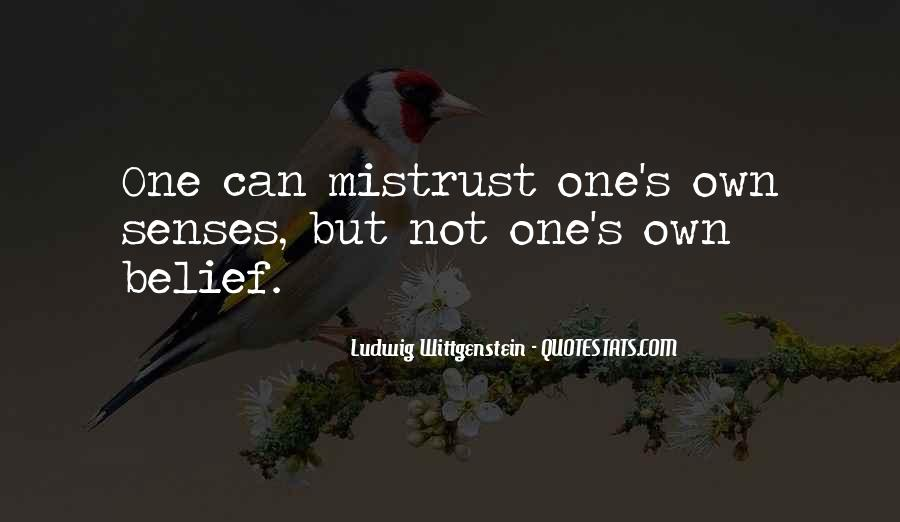 Quotes About One's Own Self #85045