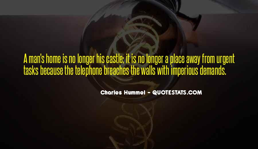 Hummel's Quotes #224845