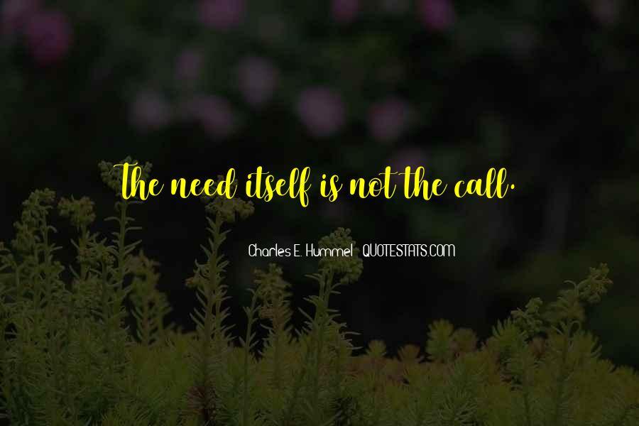 Hummel's Quotes #583889