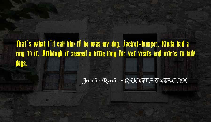 Humper Quotes #319414