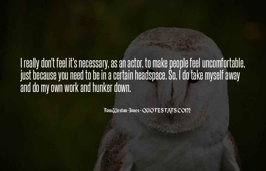 Hunker Quotes #128044