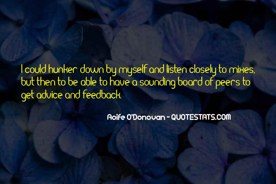 Hunker Quotes #1326529