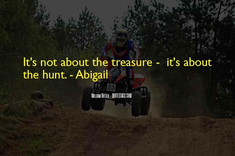 Hunt'em Quotes #100271