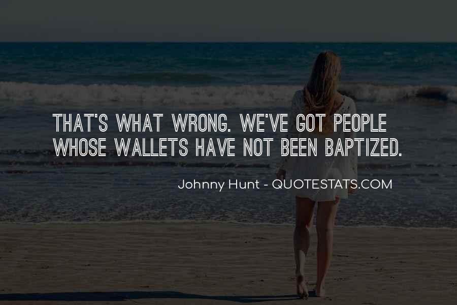 Hunt'em Quotes #17520