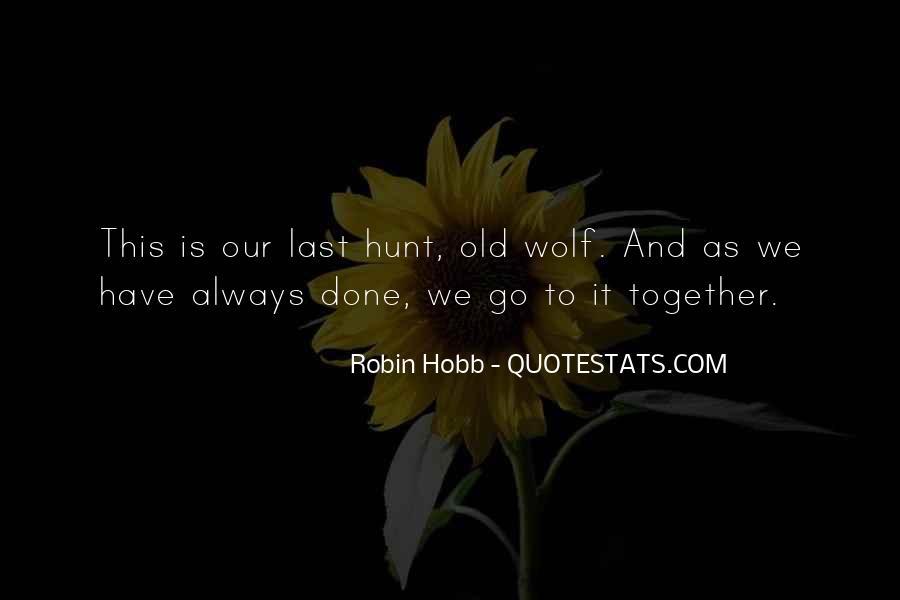 Hunt'em Quotes #30210