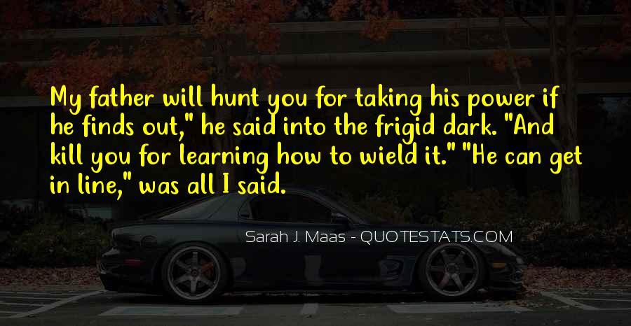 Hunt'em Quotes #30999