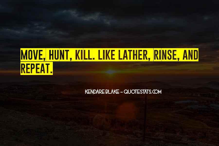 Hunt'em Quotes #66125