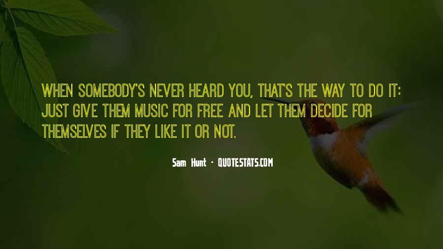 Hunt'em Quotes #82769