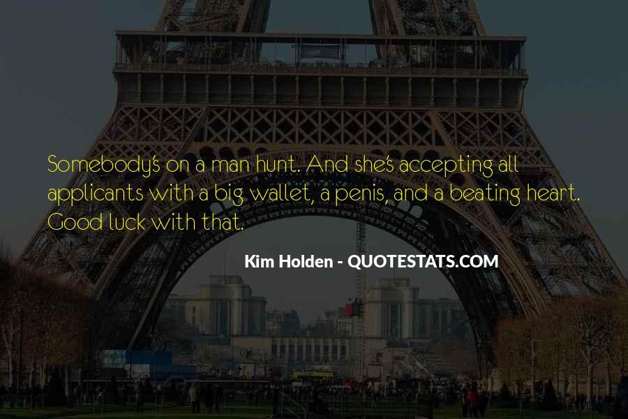 Hunt'em Quotes #8681
