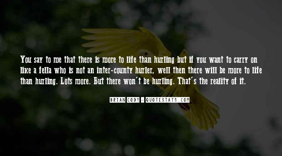 Hurler Quotes #588505