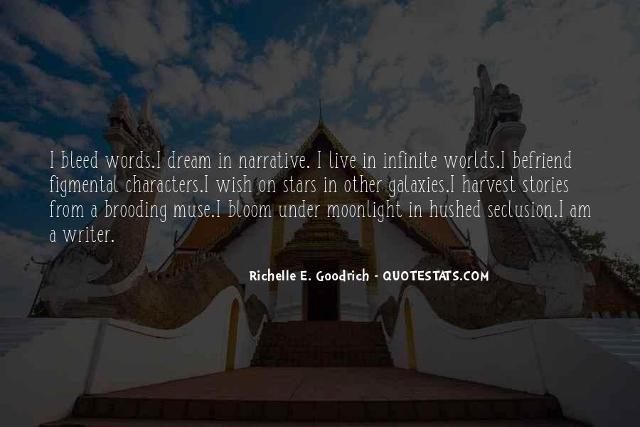 Hushed Quotes #1136503