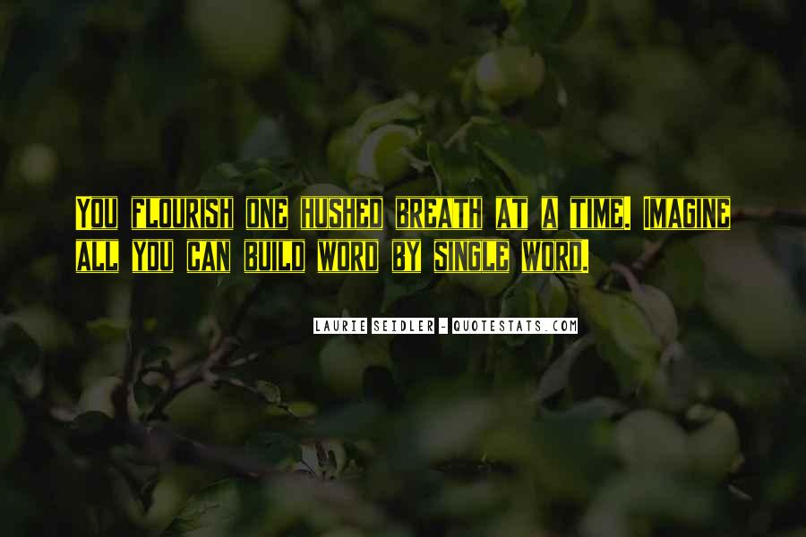 Hushed Quotes #1161722