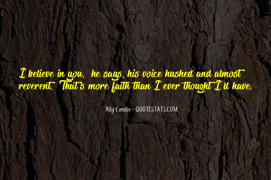 Hushed Quotes #1658734