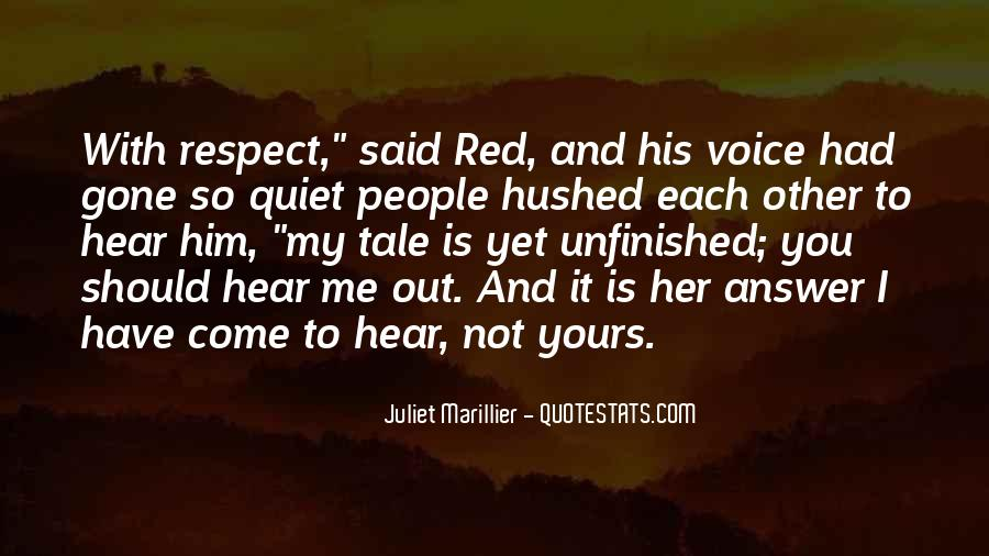 Hushed Quotes #241507