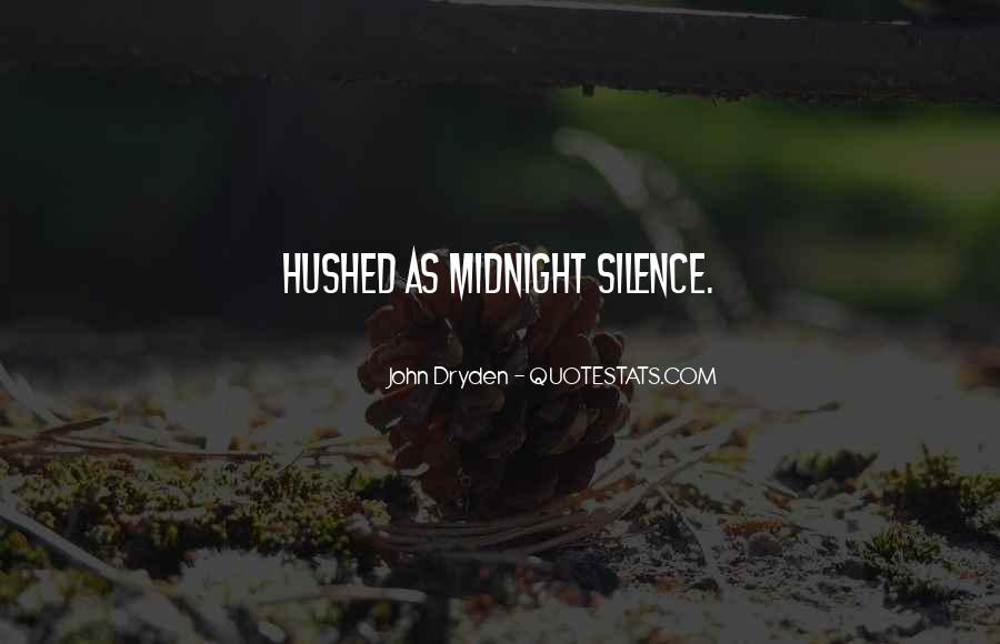 Hushed Quotes #27103