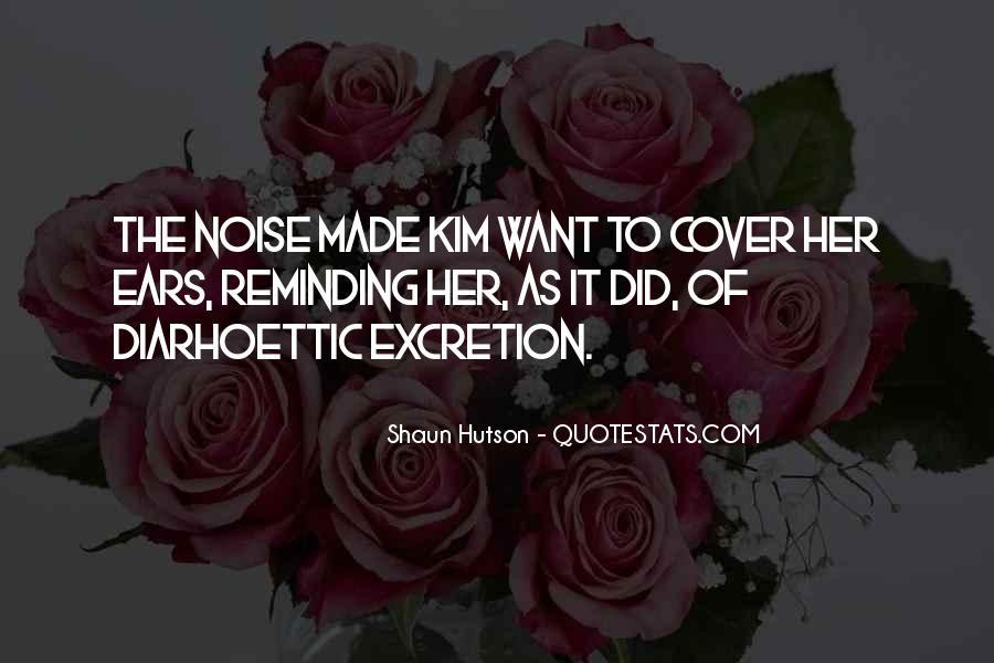 Hutson Quotes #1326840