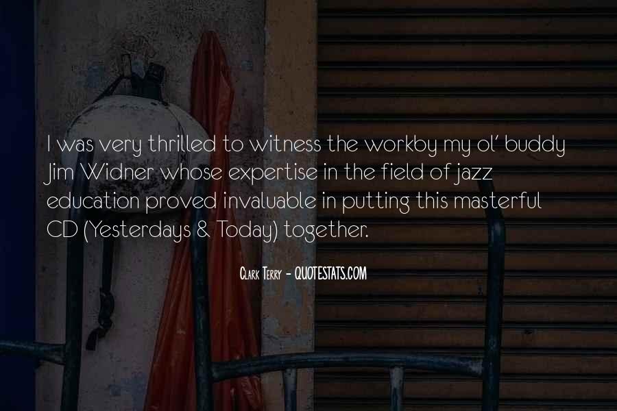 Hutson Quotes #1602524