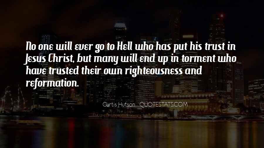 Hutson Quotes #740024